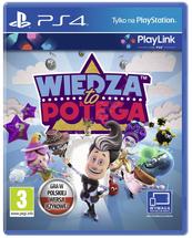 Wiedza To Potęga (PS4) PL