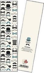 Zakładka do książki Moustache (op 3 sztuki)