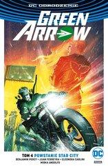 Green Arrow T.4 Powstanie Star City