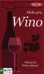 Mała Gra - Wino (Gra Planszowa)