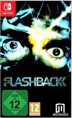 Flashback 25th Anniversary (Switch) + STEELBOOK