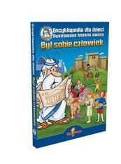 Był sobie człowiek Encyklopedia dla dzieci + DVD