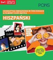 Gramatyka obrazkowa w ćwiczeniach i film Kurs Hiszpański Pak2