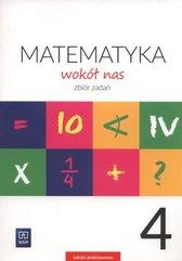 Matematyka wokół nas 4 Zbiór zadań