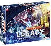 Pandemic Legacy: Sezon 1 (edycja niebieska) (Gra Planszowa)