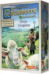Carcassonne: Owce i wzgórza (druga edycja polska) (Gra Planszowa)