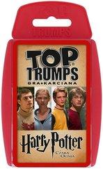 Top Trumps: Harry Potter i Czara Ognia (Gra karciana)