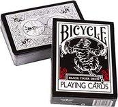 Bicycle: Black Tiger (karty klasyczne)