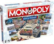 Monopoly: Edycja Poznań (Gra Planszowa) + Moneta
