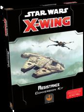 X-Wing 2nd ed.: Resistance Conversion Kit (Gra Figurkowa)