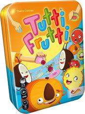 Tutti Frutti (edycja polska) (Gra Rodzinna)