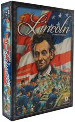 Lincoln (edycja polska) (Gra Planszowa)