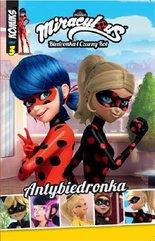 Biedronka i Czarny Kot Komiks Część 3 Antybiedronka