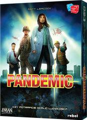 Pandemic (edycja polska) (Gra Planszowa)