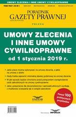 Umowy zlecenia i inne umowy cywilnoprawne od 1 stycznia 2019 r.
