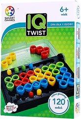 Smart Games - IQ Twist (edycja polska) (Gra Planszowa)