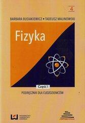 Fizyka Podręcznik dla cudzoziemców Część 1