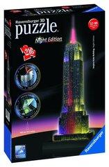 Puzzle 3D Empire State Building nocą