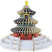 Puzzle Drewniana świątynia Nieba