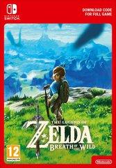 The Legend of Zelda: Breath of the Wild (Switch Digital)