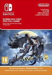 Bayonetta 2 (Switch Digital)