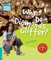 Why Do Diamonds Glitter?