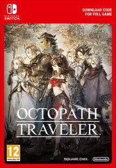 Octopath Traveler (Switch DIGITAL)