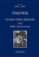 Lwowskie wykłady akademickie Tom 2