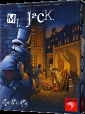 Mr. Jack (edycja polska) (Gra Planszowa_