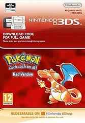 Pokemon Red Edition (3DS DIGITAL)