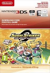 Sushi Striker: The Way of Sushido (3DS DIGITAL)
