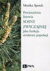 Powierzchnia listowia sosny zwyczajnej jako funkcja struktury populacji