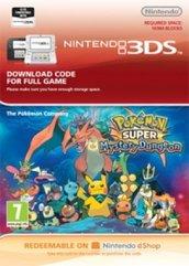 Pokémon Super Mystery Dungeon (3DS DIGITAL)
