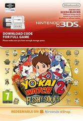 YO-KAI WATCH 2 Fleshy Souls (3DS DIGITAL)