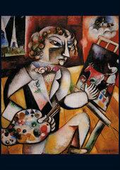 Puzzle 1000 Chagall, Autoportret