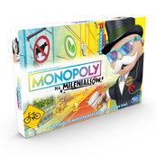 Monopoly dla Milenialsów (Gra Planszowa) Szklanka GRATIS!