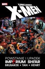 Uncanny X-Men Powstanie i upadek Imperium Shi'ar