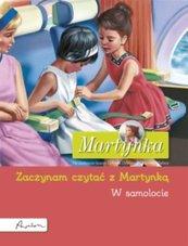 Martynka W samolocie Zaczynam czytać z Martynką