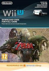 The Legend of Zelda: Twilight Princess HD (WII U DIGITAL)