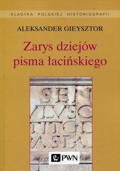 Zarys dziejów pisma łacińskiego