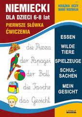 Niemiecki dla dzieci Zeszyt 4