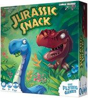 Jurassic Snack (Gra Planszowa)