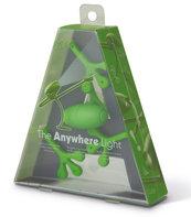 Anywhere Light lampka do książki zielona