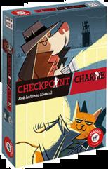 Checkpoint Charlie (edycja polska) (Gra Karciana)