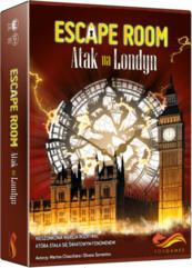 Escape Room: Atak na Londyn (Gra Karciana)