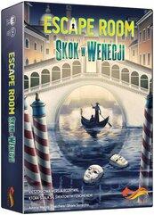 Escape Room Skok w Wenecji + Piłka w grze