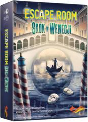 Escape Room: Skok w Wenecji (Gra Planszowa)