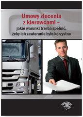 Umowy zlecenia z kierowcami