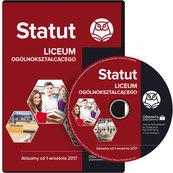 Statut liceum ogólnokształcącego Aktualny od 1 września 2017