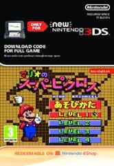 Mario's Super Picross (New Nintendo 3DS DIGITAL)